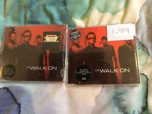 U2 Walk On CD Single Inc Where The Streets Have No..& Stay - **Only 1 Left**