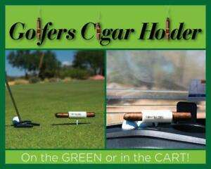 Golfers-Cigar-Holder