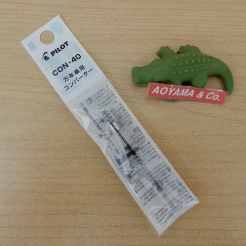 A Genuine Pilot Product Pilot CON-40 Ink Converter for Fountain Pen from Japan