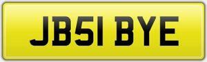 JB-INITIALS-FAST-CAR-REG-NUMBER-PLATE-JB51-BYE-ALL-FEES-PAID-JIM-JMB-JOE-JAB-ETC