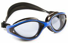 Free Swim Wide Angle Anti-Fog Swimming Goggles for Men, Women, Kids and Children