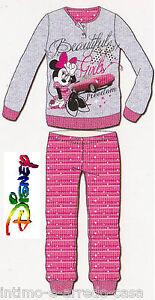 1225aa142904 Pajamas Bimba. Sleeves long. Hot Cotton. DISNEY baby - MINNIE ...