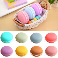 Earphone Sd Card Macarons Bag Big Storage Box Case Carrying Pouch Ministoragebox