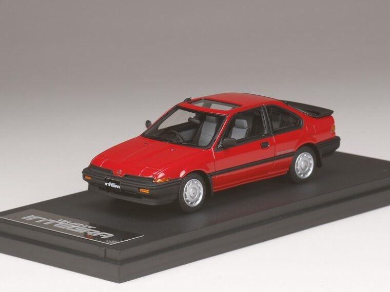 Mark 43 PM4339RSR 1 43 Honda Quint integra Av RSI victoria rosso