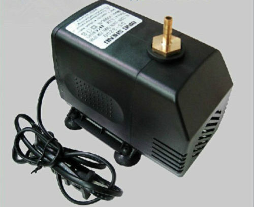 80W Water Pump Spindle Motor Water-cooled Circle Pump For Engraving Machine CNC