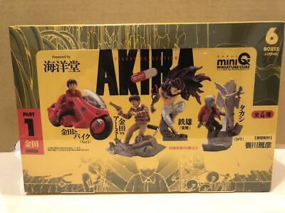 "miniQ /""AKIRA/"" PART.2 Tetsuo 1BOX 6 pieces"