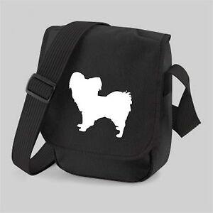 Papillon-Dog-Bag-for-Dog-Walker-Reporter-Shoulder-Bags-Birthday-Gift