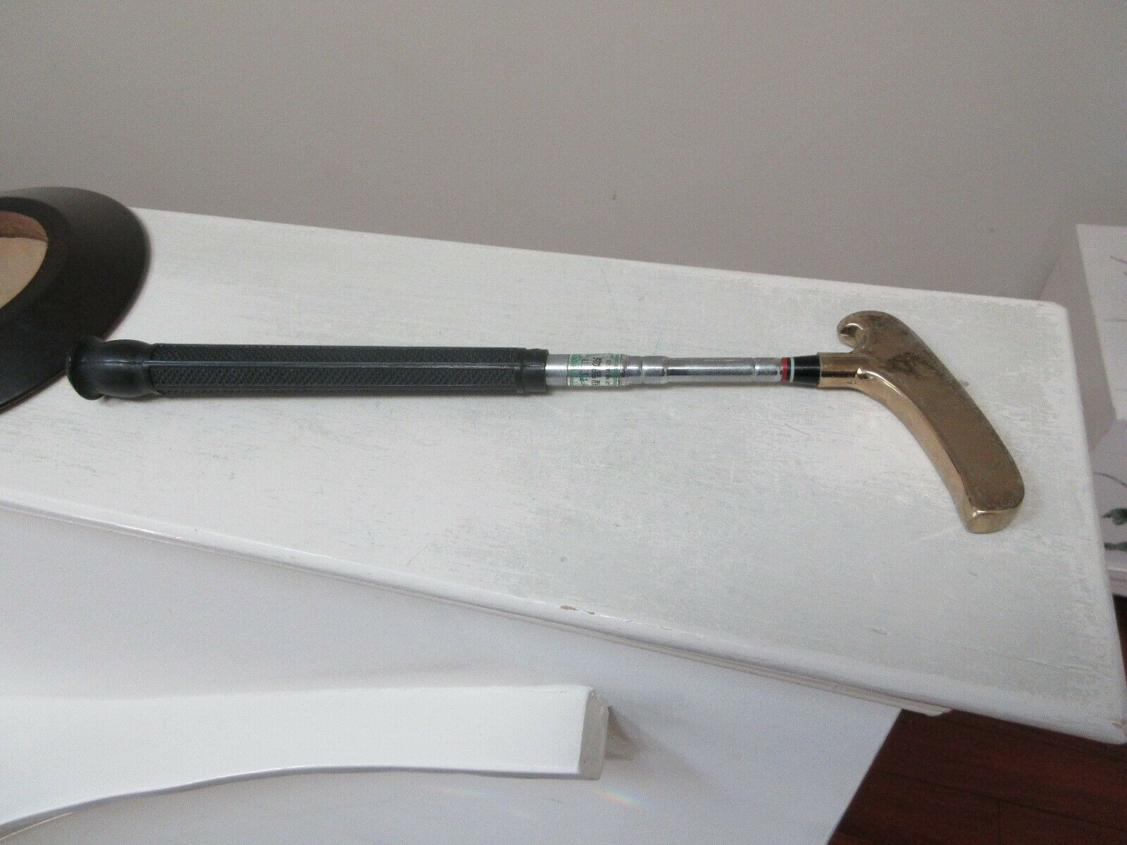 Golf , Expandable Putter & Golf Hole , with St. Andrews