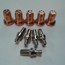 10PC 40AMP DRAG TIP SET EVERLAST 50S 60S PLASMA CUTTER WITH THE IPT60 TORCH