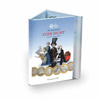 The Royal Mint Great British Coin Hunt £2 Album-CA2P15
