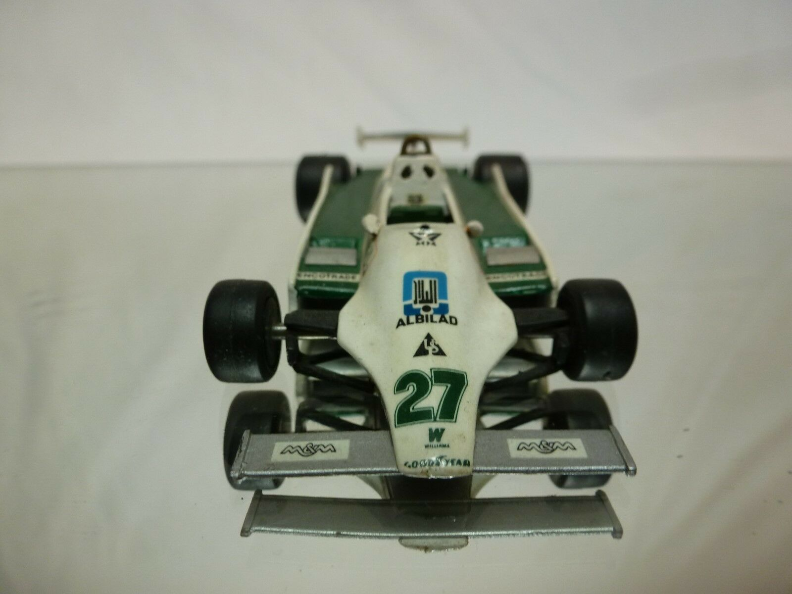 WESTERN MODELS  KIT (built) - WILLIAMS FW007     A.JONES  1 43 NICE CONDITION 62f4af