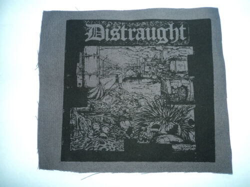 Punk Crust Patches Discharge Subhumans Extreme Noise Terror Hellkrusher Destroy