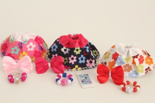 ** NUOVO ** ❤ accessori ❤ collane Fiocchi Gonne iPhone per LPS littlest PET SHOP