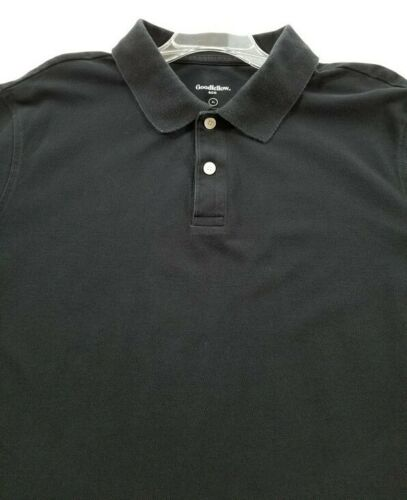 Goodfellow & Co Men's Short Sleeve Polo Shirt XL B