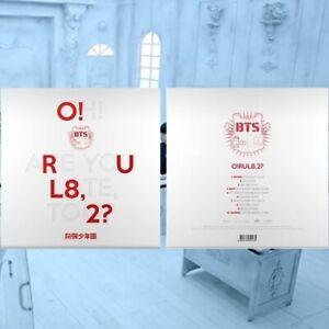 BTS-O-RUL8-2-1st-Mini-Album-CD-Full-Package-Poster-Big-Hit-New-Sealed-K-POP
