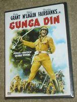 Gunga Din (dvd, 2004), & Sealed, Full Screen, Region 1, A Cary Grant Classic