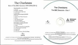 THE-CHARLATANS-The-BBC-Sessions-2008-UK-numbered-promo-test-2-CD