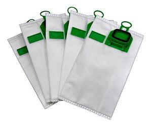 1 Filter geeignet Vorwerk Kobold 140 150 30 Staubsaugerbeutel Vlies Bürsten
