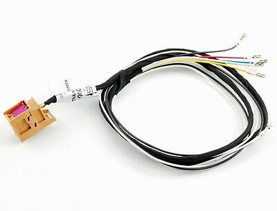 Kabelbaum Kabel Adapter GRA Tempomat VW Polo 9N 9N3 Seat Ibiza 6L TDI Diesel