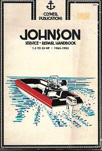 Vintage-1983-Johnson-1-5-to-3-5-HP-1965-1983-Service-and-Repair-Handbook-Clymer