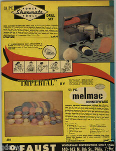 Image is loading 1957-PAPER-AD-Imperial-Texas-Ware-Melmac-Dinnerware- & 1957 PAPER AD Imperial Texas Ware Melmac Dinnerware COLOR | eBay