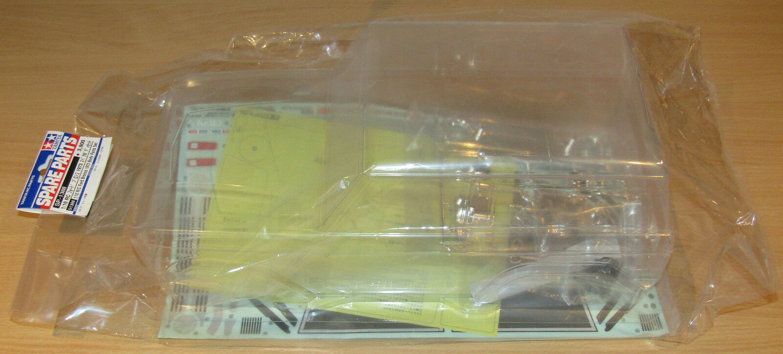 Tamiya 51388 Ford Bronco 1973 Body Parts Set, (CC01 CR01 Crawler), NIP