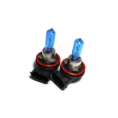 Volvo XC90 H7 100w Clear Xenon HID High Main Beam Headlight Bulbs Pair