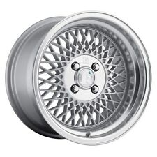 16X9 +18 Klutch SL1 4x114.3 Silver Wheels Fits Prelude Accord Ae86 Stance Jdm