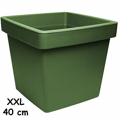 großer Blumentopf // Pflanzkübel // Pflanzschale 4 40 cm * 40 cm XL Design