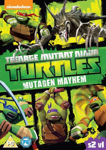 Teenage Mutant Ninja Turtles: Mutagen Mayhem - Season 2 Volume 1 DVD (2014)