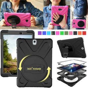 Hybrid-Shockproof-Hard-Case-Tablet-Cover-For-Samsung-Galaxy-Tab-A-E-8-0-9-7-10-1