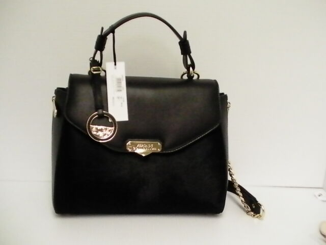 937ba544bb Versace collection handbag tote cavallino vitello stampa alce satchel pony  hair