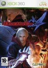 Devil May Cry 4 Microsoft Xbox 360 Capcom