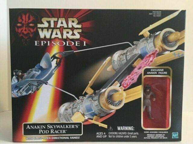 Anakin Skywalker Star Wars Episode 1 Collection 1999 Pod Racer
