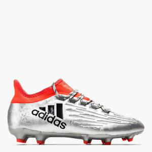 official photos 2fc4f 534e9 Image is loading ADIDAS-X-16-2-FG-AG-SOCCER-CLEATS-