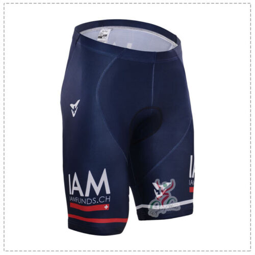 KJX5557 Road Men Team Bicycle Cycling Polyester GEL Padded Shorts