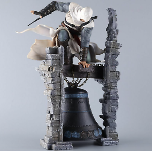 """11/"""" Assassin/'s Creed Altair The Legendary  Assassin PVC Status Figure New In Box"""