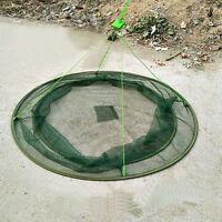 31 Large Prawn Bait Crab Shrimp Net Drop Landing Fishing Net Pier Harbour Pond