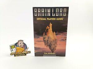 """Super Nintendo Lösungsbuch """" Brain Lord Players Guide von Tim Rooney """" Snes  """
