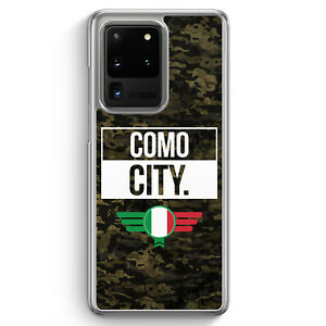 Nkomo City camuflaje italia funda para Samsung Galaxy s20 ultra motivo design...