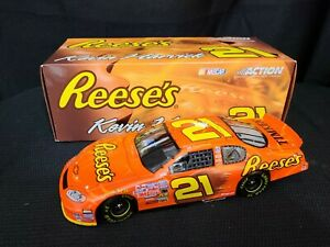 Kevin-Harvick-21-Reese-039-s-2005-Monte-Carlo-1-24-Scale-NASCAR-Diecast