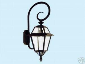 Plafoniera Muro : Lanterna praga a muro lampione plafoniera lampada ebay
