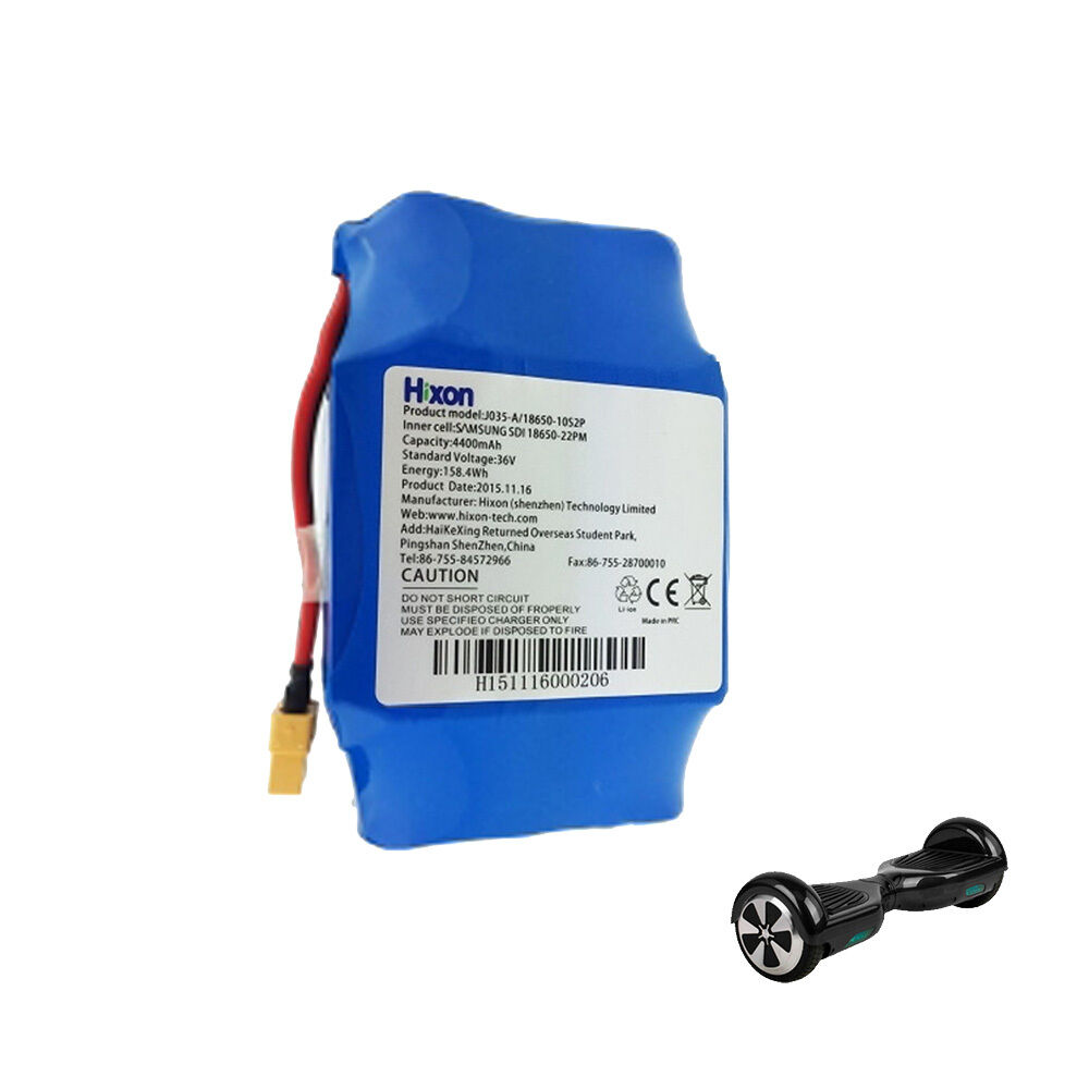 Hixon Celular  Samsung 18650-22PM 36 V 4.4Ah Li-ion Batería ReCochegable Para Scooter  ¡no ser extrañado!