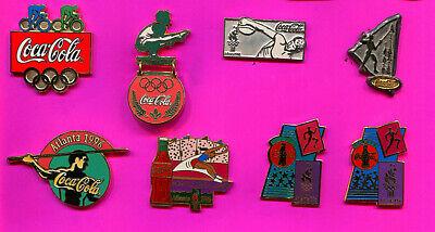 COCA COLA #2 PIN 2014 SOCHI WINTER OLYMPIC GAMES  McDONALDS COCA-COLA PINS