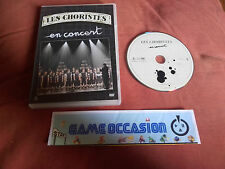 LES CHORISTES EN CONCERT  DVD
