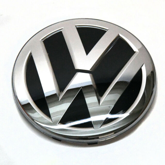 Original VW Emblem Zeichen Logo chrom Kühlergrill Golf Arteon 3G0853601A JZA