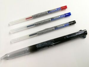 Uni-Ball-Style-Fit-3-in-1-Multi-3-Colors-Ball-Point-Pen-1-0mm-BLACK