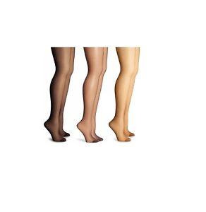 3127ec436 15 Denier Ultra sheer Tights Sheer Reinforced Toe Tights Pantyhose ...