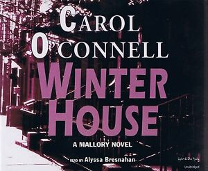 Details about Winter House 10-CD Unabridged Audiobook - Carol O'Connell -  NEW - FREE SHIPPING