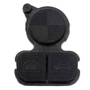 Remote Key Fob 3 Button Replacement Rubber Pad Cover For BMW E36 E38 E39 E46 Z3